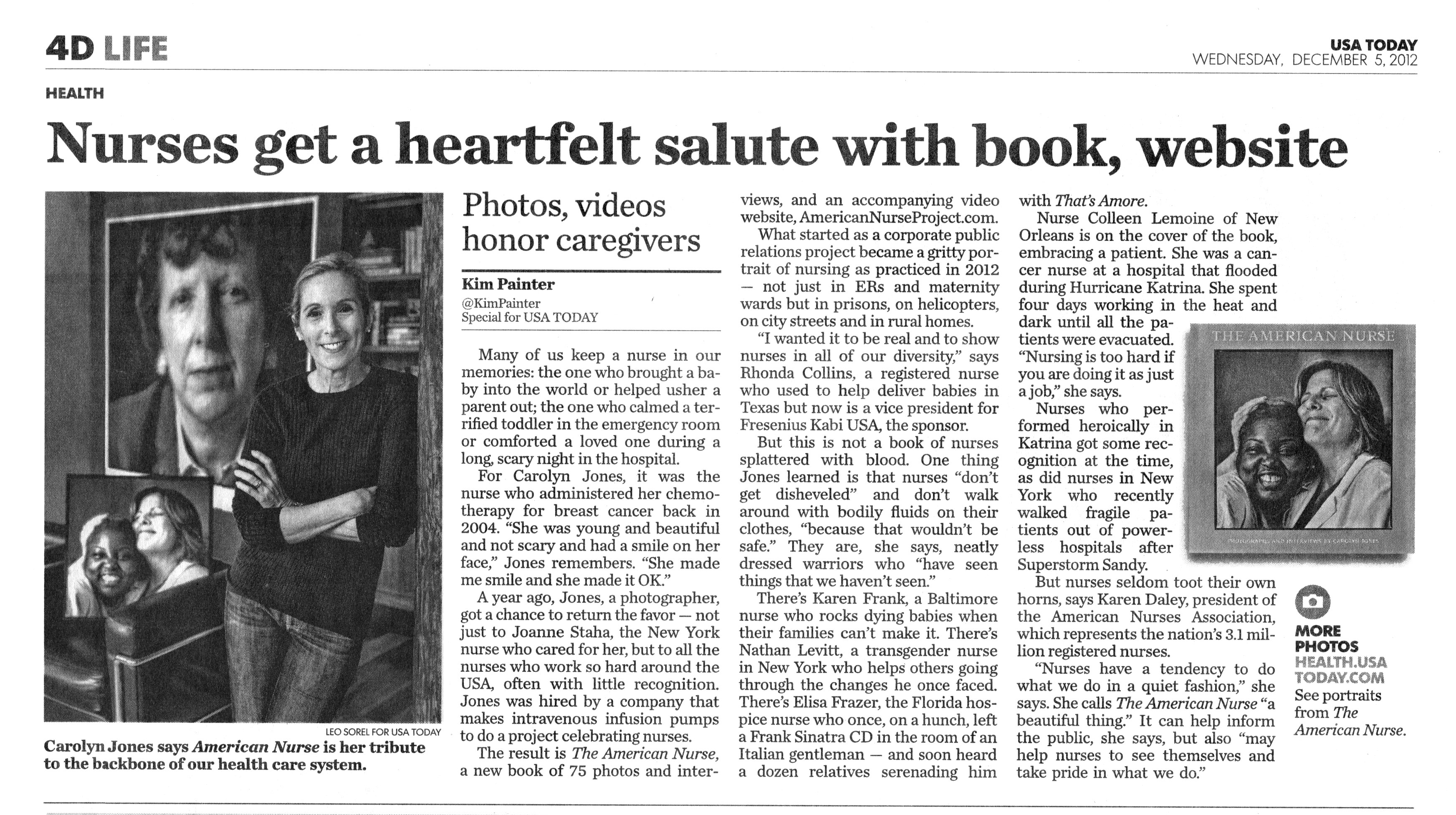 Editorial Newspaper Article From